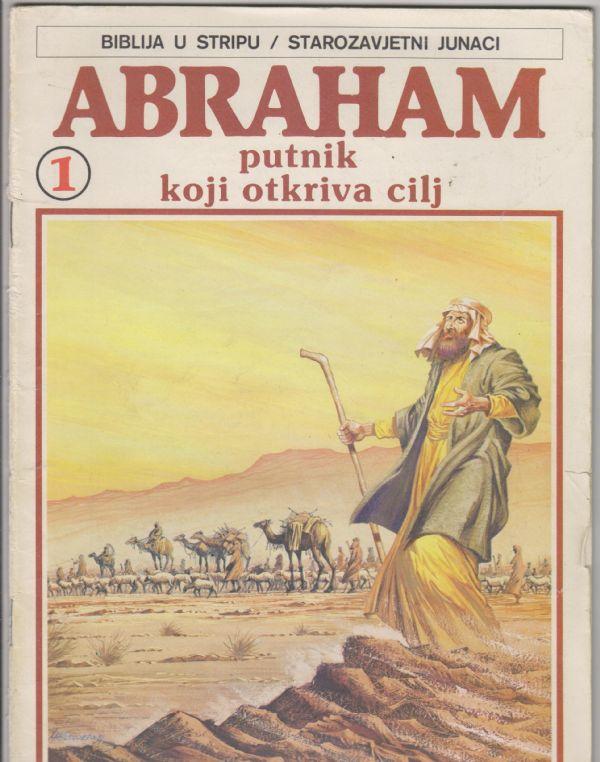 BIBLIJA U STRIPU  1-40     komplet                                        (5)