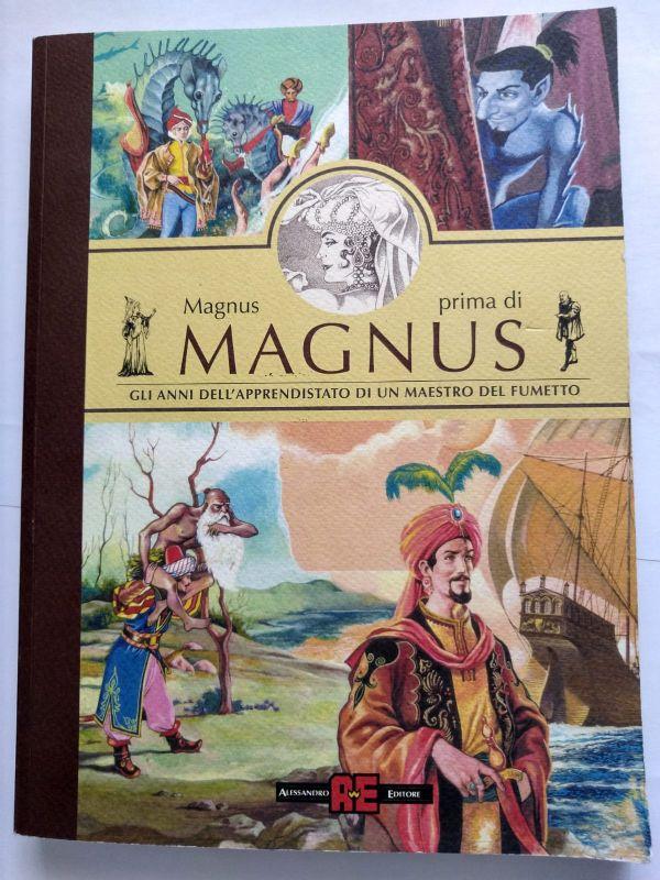Magnus prima di Magnus