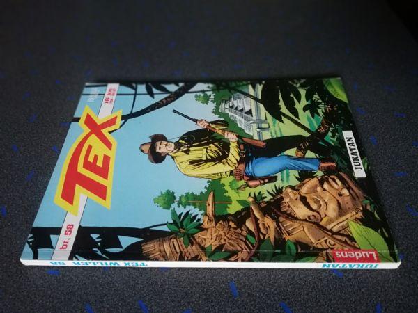 Tex 58 - Jukatan (Ludens)