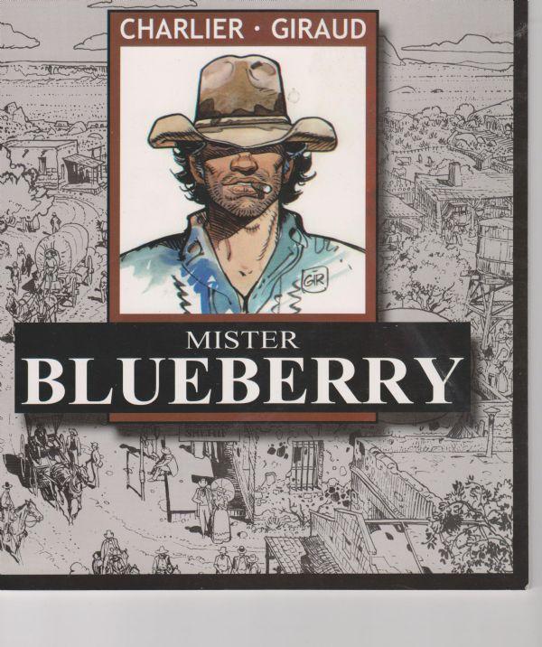 MISTER BLUEBERRY               A4                 Sc                (5)