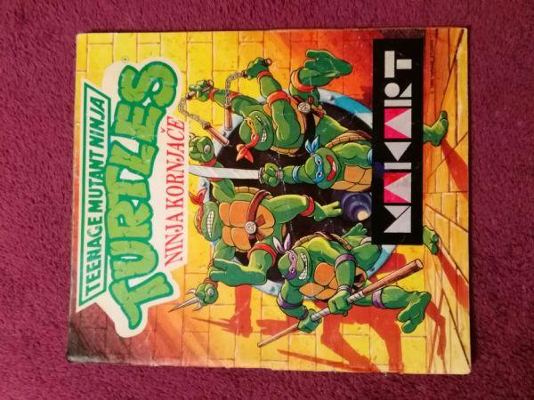 Teenage Mutant Ninja Turtles - Ninja kornjače