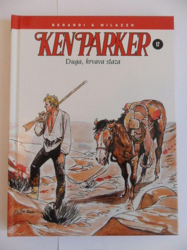 Ken Parker Libellus br. 17 Duga, krvava staza (5)