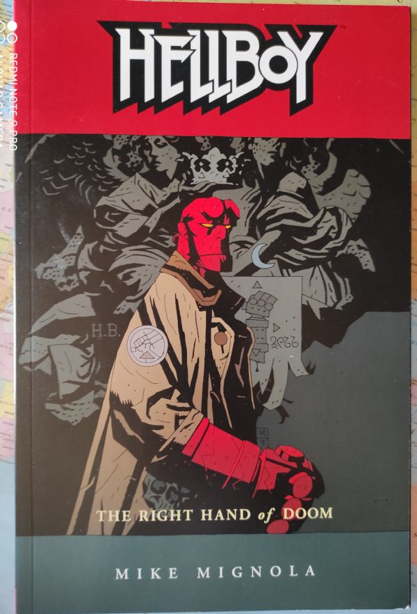 Hellboy - The right hand of doom