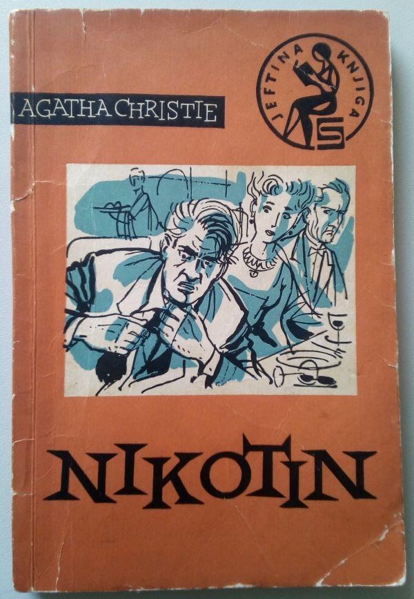 Agatha Christie: Nikotin