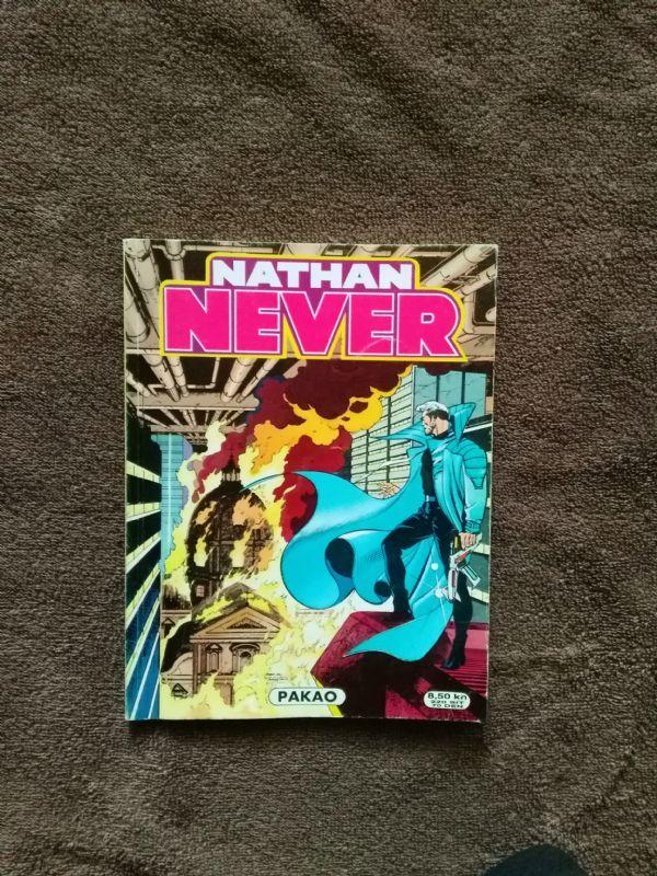 Nathan Never SD - br. 8 - Pakao