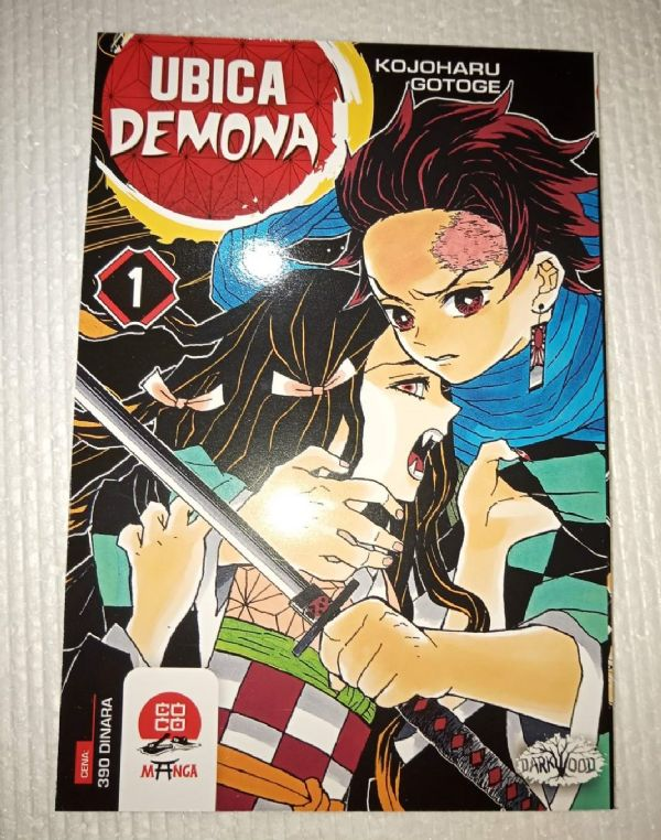 Ubica demona 1 Darkwood