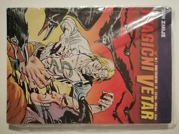 Magični Vjetar 7 - Sin zmije (System Comics)