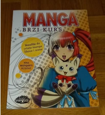 Manga brzi kurs Darkwood