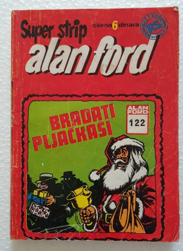ALAN FORD br. 122