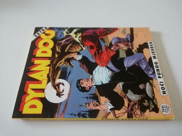 Dylan Dog extra 3 - Noći punog mjeseca (Slobodna Dalmacija)