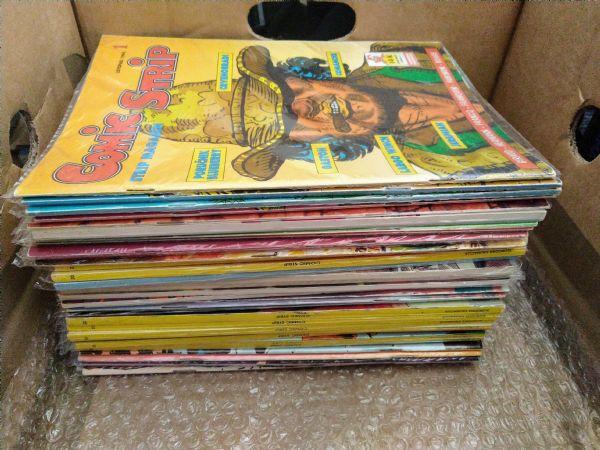 Comic strip ( SD ) komplet u nizu,svi izašli  1-35  (-5)