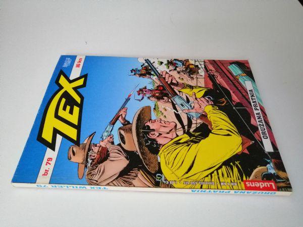 Tex 79 - Oružana pratnja (Ludens)
