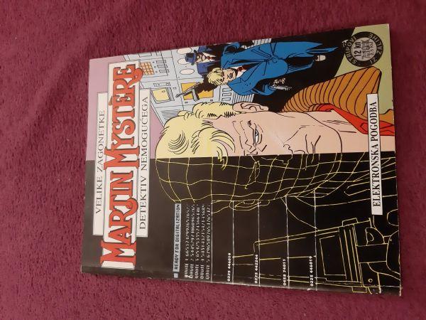 Martin Mystere SD 2 - Elektronska pogodba