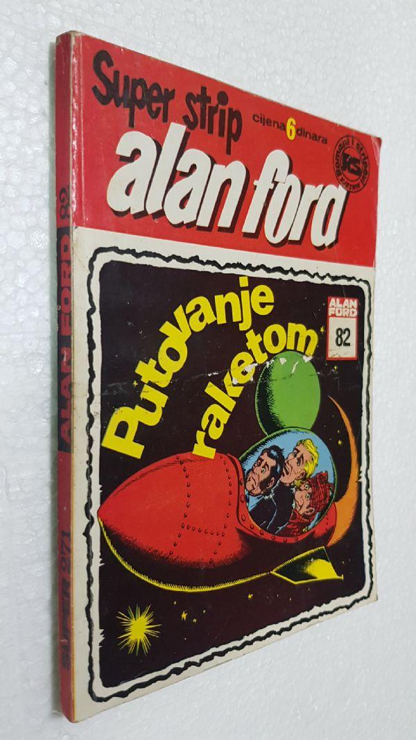 ALAN FORD br. 82