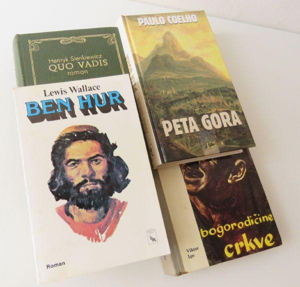 Wallace - Sienkiewicz -Hugo -Coelho