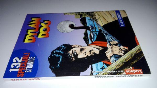 Dylan Dog specijal 10 - Klub strave (Ludens)