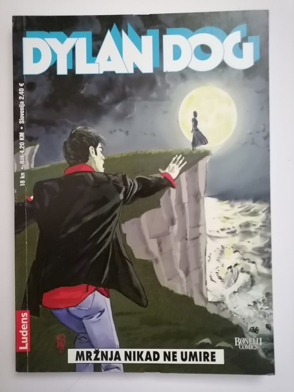 DYLAN DOG LUDENS 151 OD 1 KN!!!