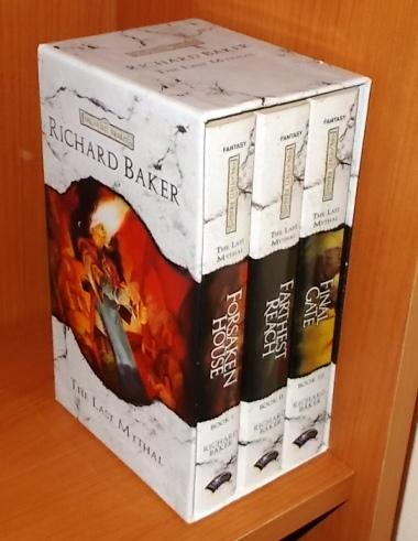 The last mythal trilogy box set - Richard Baker