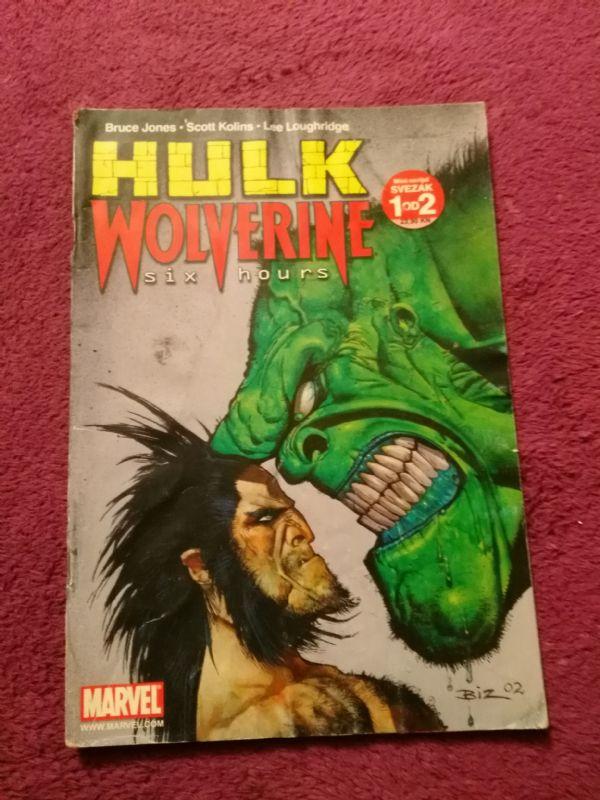 Hulk&Wolverine 1/2