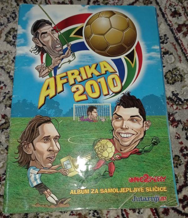 Afrika 2010 one2play album