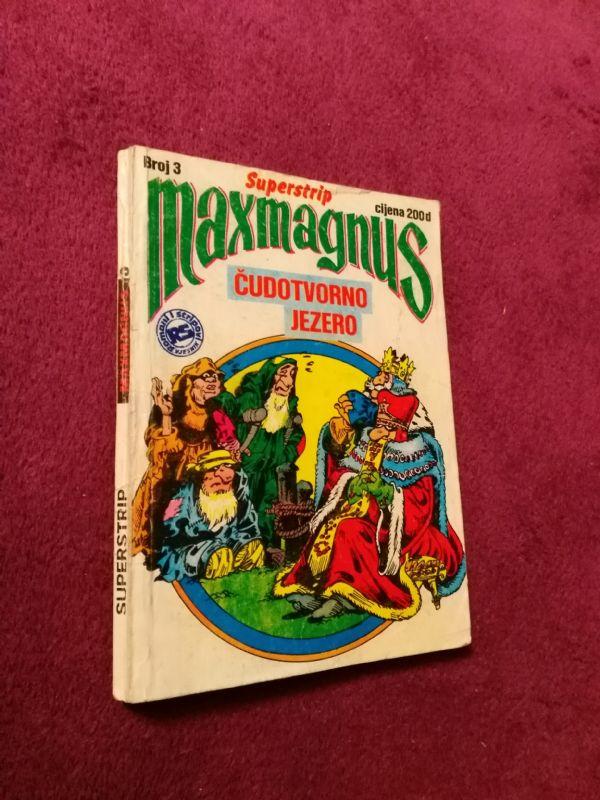 Maxmagnus Superstrip br. 3 - Čudotvorno Jezero