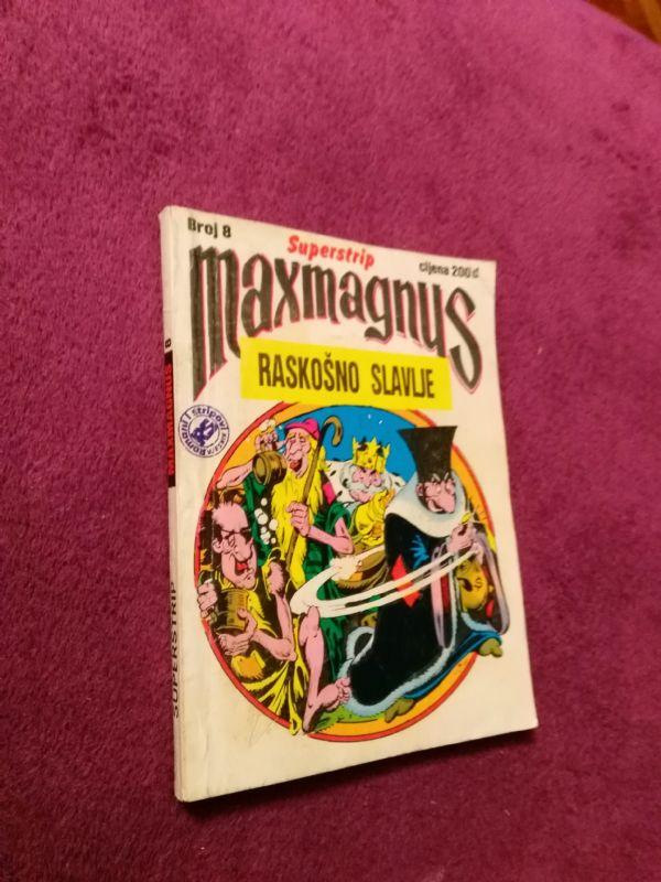 Maxmagnus Superstrip br. 8 - Raskošno Slavlje
