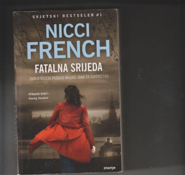 FATALNA SRIJEDA  Nina French          Sc               (5)