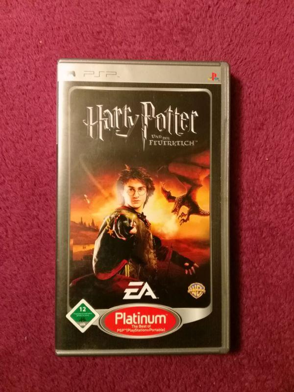 PSP igra Harry Potter