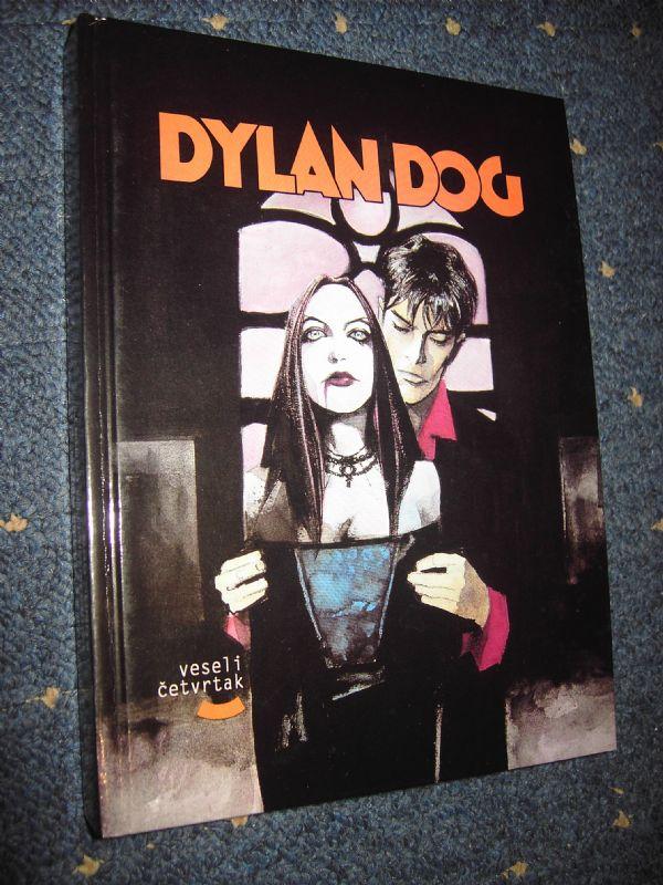 Biblioteka Dylan Dog VČ   knjiga br.5  (5) HC