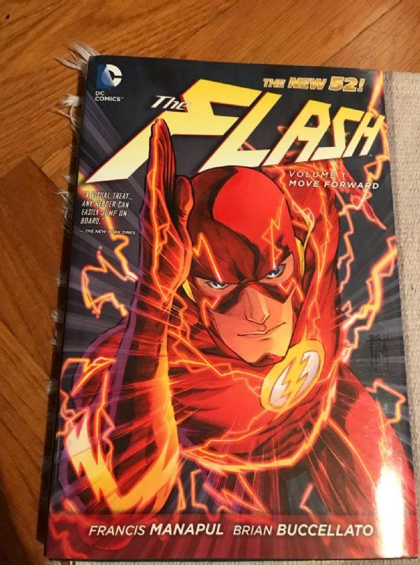 The Flash: Move Forward HC