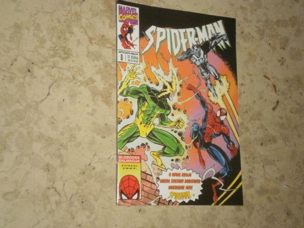 SPIDER-MAN   8   (SD)