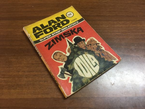 Alan Ford ssb 4