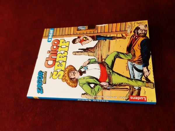 Chico Specijal Ludens u boji br. 4 - Chico šerif