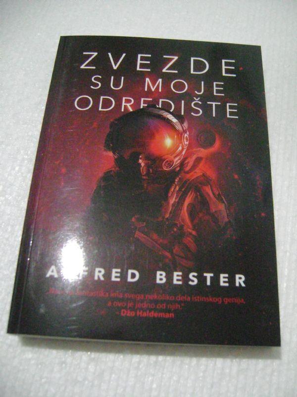ZVEZDE SU MOJE ODREDIŠTE - ALFRED BESTER - ČAROBNA KNJIGA