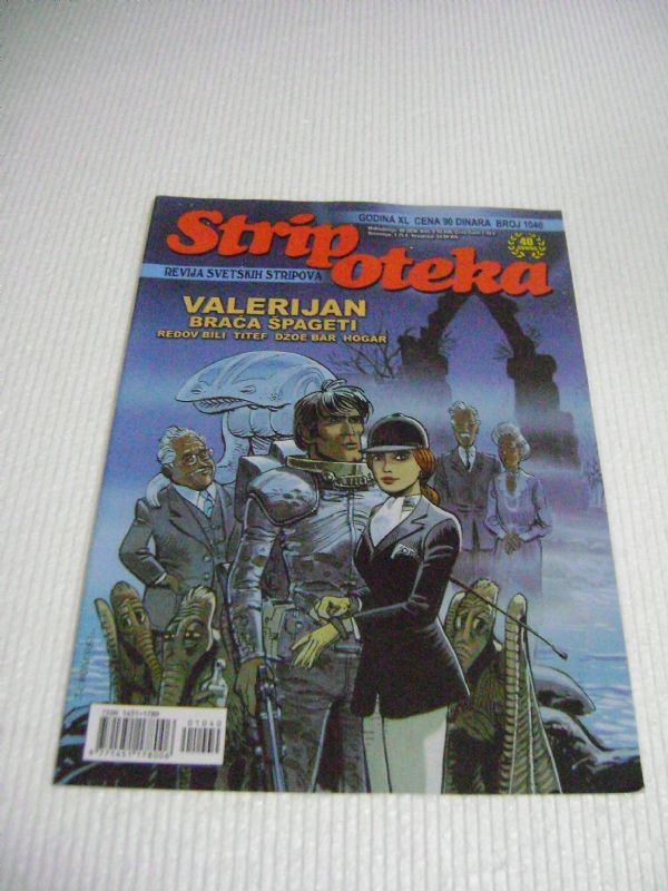 STRIPOTEKA 1040