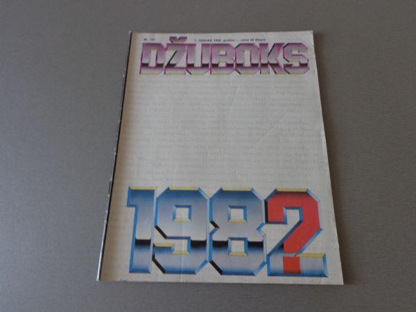 DŽUBOKS Br 131  ( 4+ )