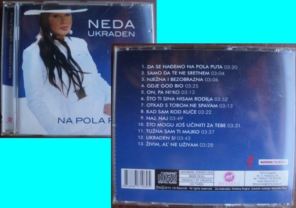 CD: Neda Ukraden Na pola puta