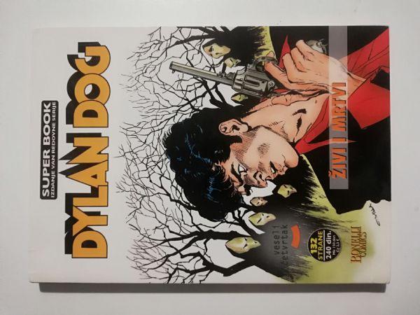Dylan Dog superbook 12 (Veseli četvrtak)