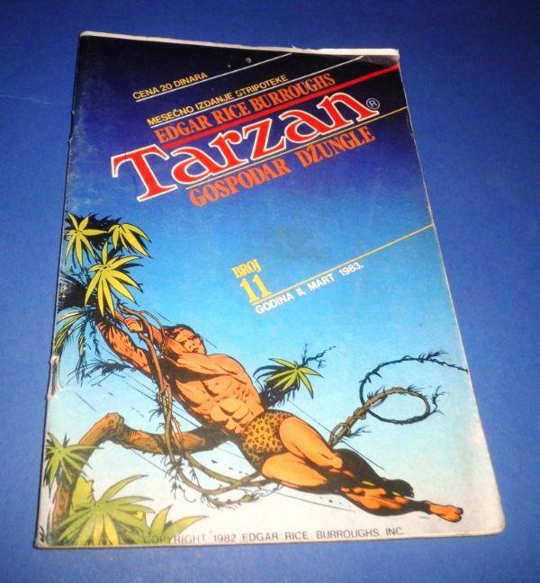 Tarzan br. 11