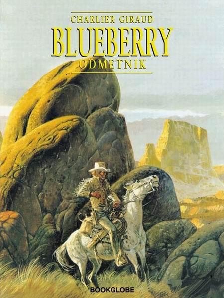 BLUEBERRY - Bookglobe (Strip album HC) br. 16