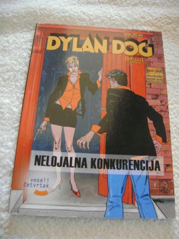 DYLAN DOG 11 - NELOJALNA KONKURENCIJA - VESELI ČETVRTAK
