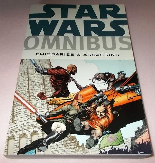 Star Wars omnibus - Emissaries & assassins