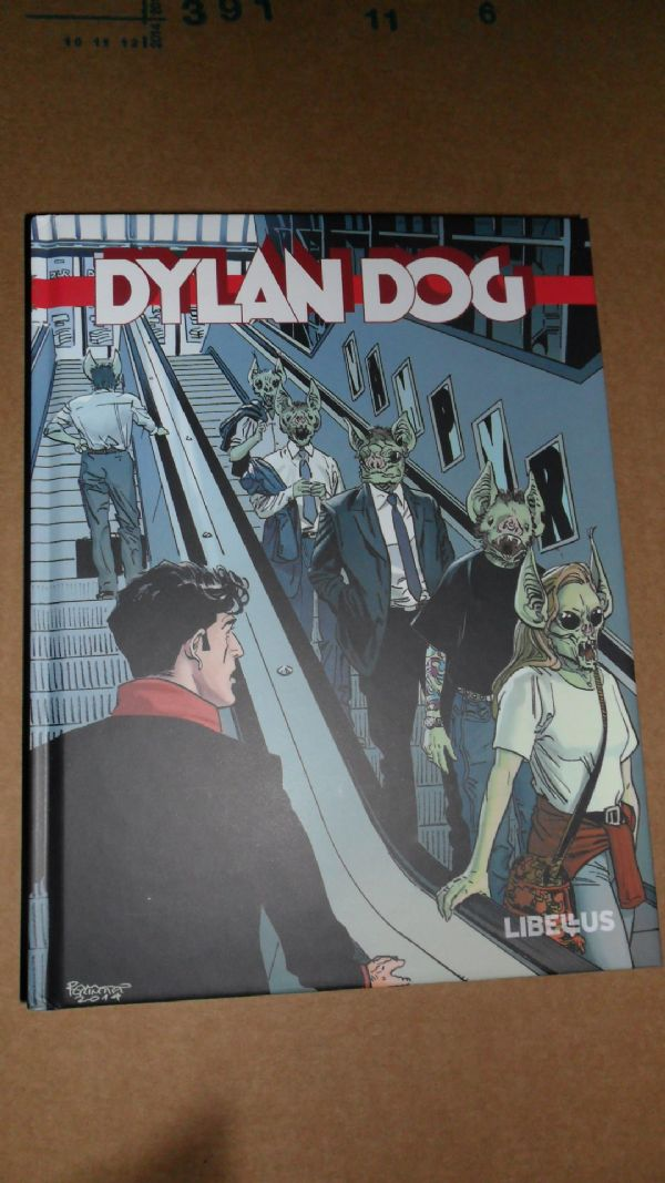 DYLAN DOG Libellus 21