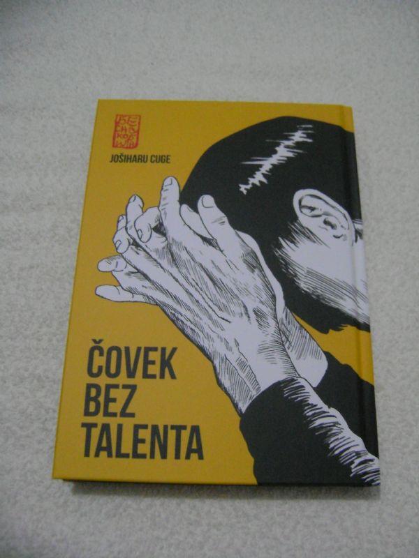 ČOVEK BEZ TALENTA - BESNA KOBILA