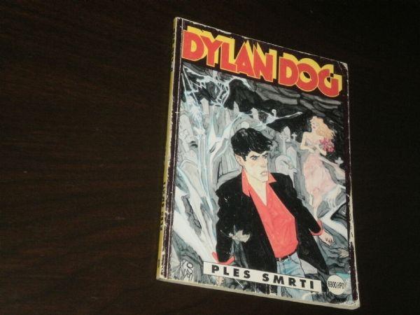 DYLAN DOG 1 : PLES SMRTI  (SD)