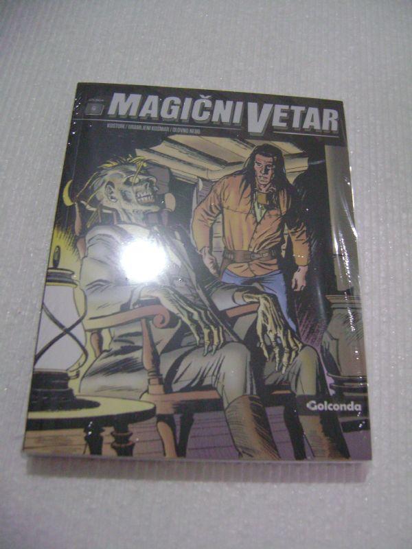 MAGIČNI VETAR KNJIGA 4 - GOLCONDA