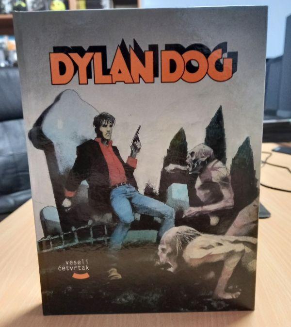 Dylan Dog Veseli Četvrtak knjiga 1