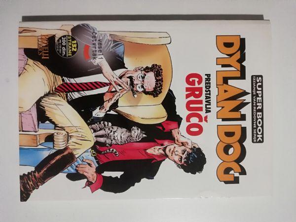 Dylan Dog superbook 2 (Veseli četvrtak)