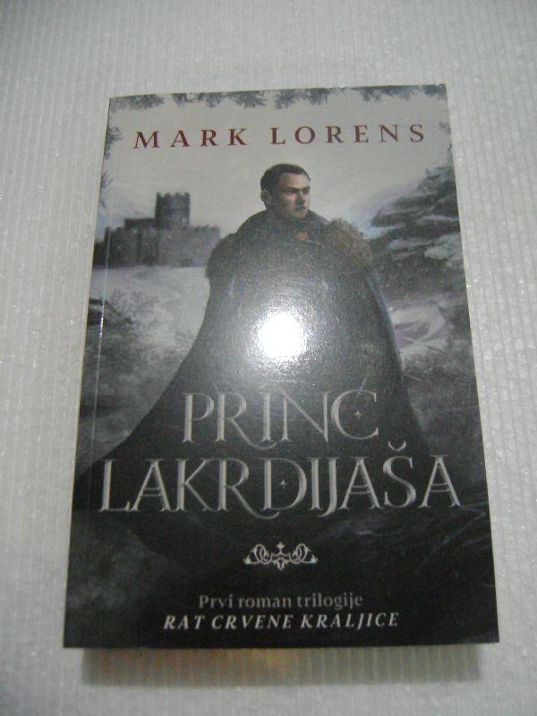 PRINC LAKRDIJAŠA - MARK LORENS - LAGUNA