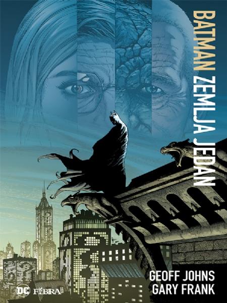 BATMAN - Zemlja jedan (Strip album HC)